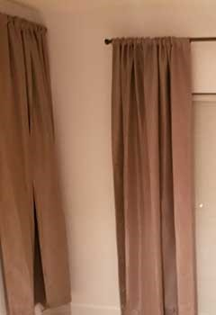 Quick Curtain Cleaning Near Yorba Linda